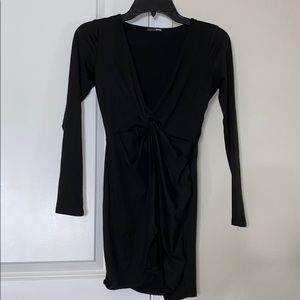 Black Fashion Nova Dress